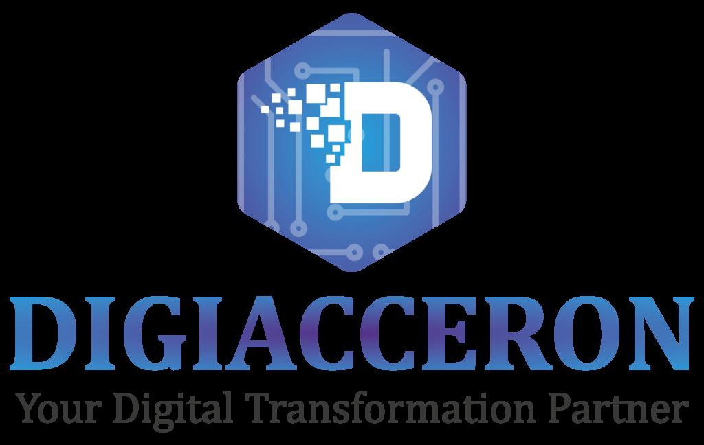 Digiacceron Logo